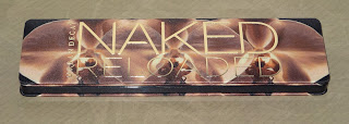 Review Naked Reloaded oogschaduw palette