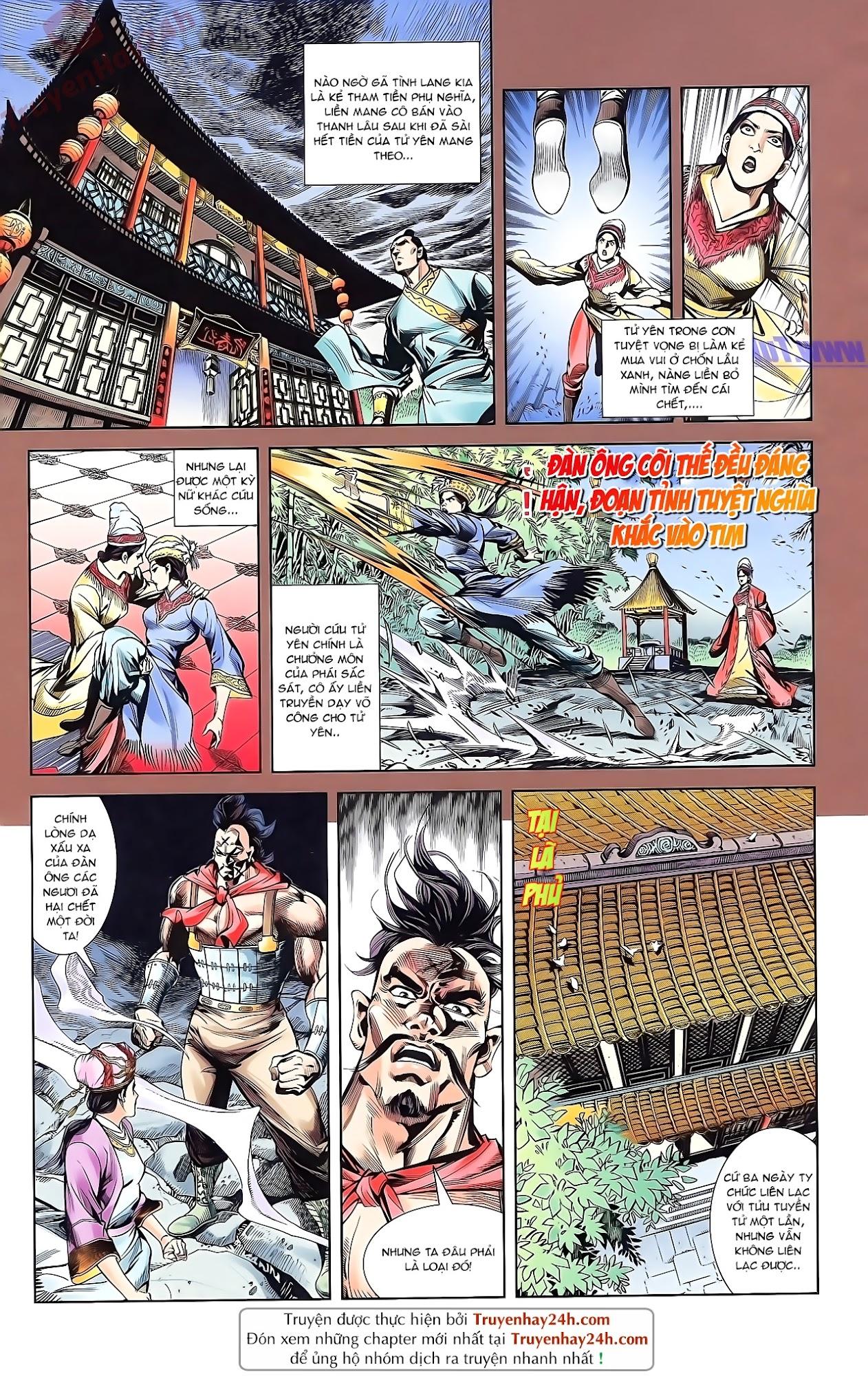 Tần Vương Doanh Chính chapter 50 trang 20