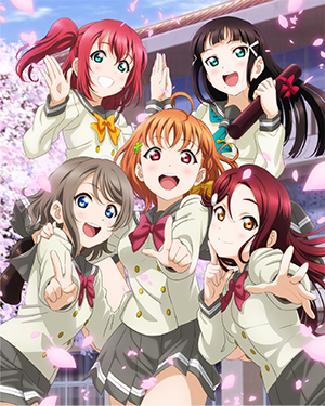 Love Live! Sunshine!! Season 2 , Love Live! School Idol Project: Sunshine!! , ラブライブ!サンシャイン!! 第2期 , 2017 , Anime , Music, School, Slice of Life