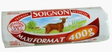 Boutique d'usine de la laiterie Eurial Poitouraine