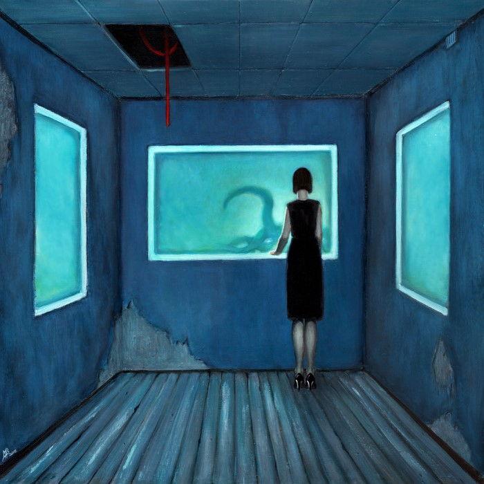 Таинственные и вызывающие воспоминания образы