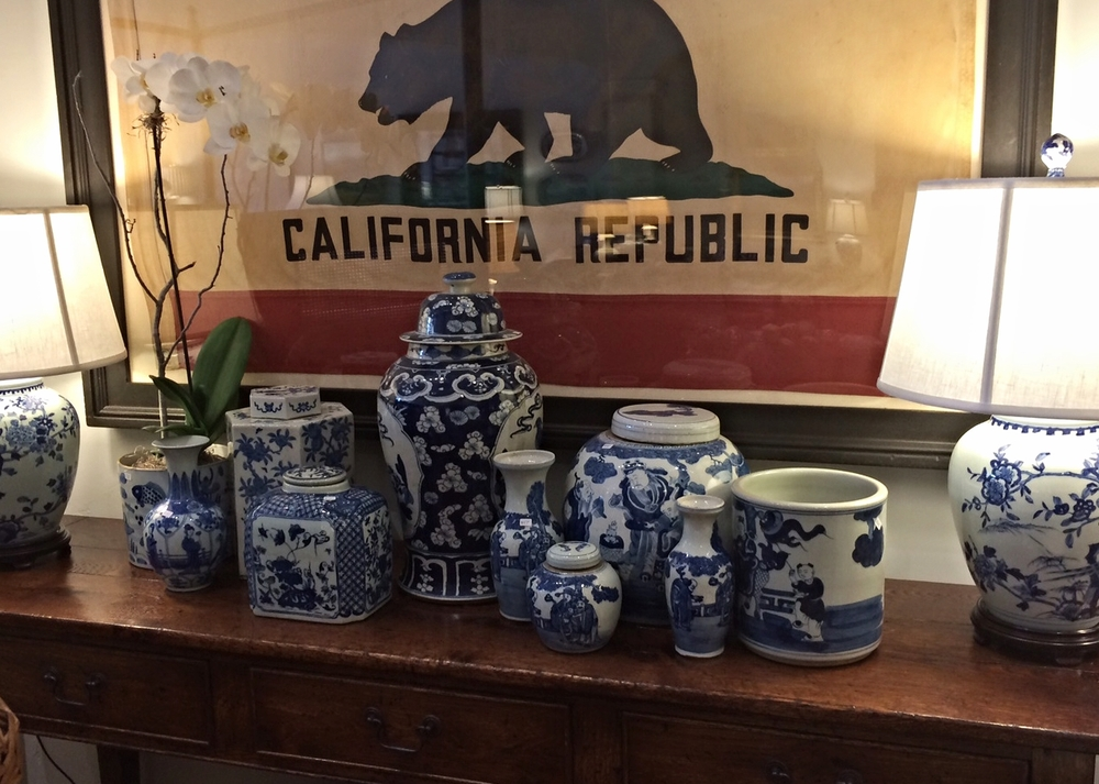 Decorating With Blue And White China: Vignette Design: Inspired By Blue And White Porcelain