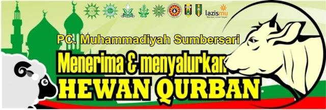 Panitia Qurban PCM Sumbersari