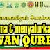 Daftar Panitia Penerimaan dan Penyaluran Hewan Qurban PCM Sumbersari Tahun 2017