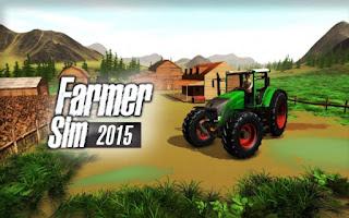 Farmer Sim 2015 Apk v1.8.0 (Mod Money/Unlock)