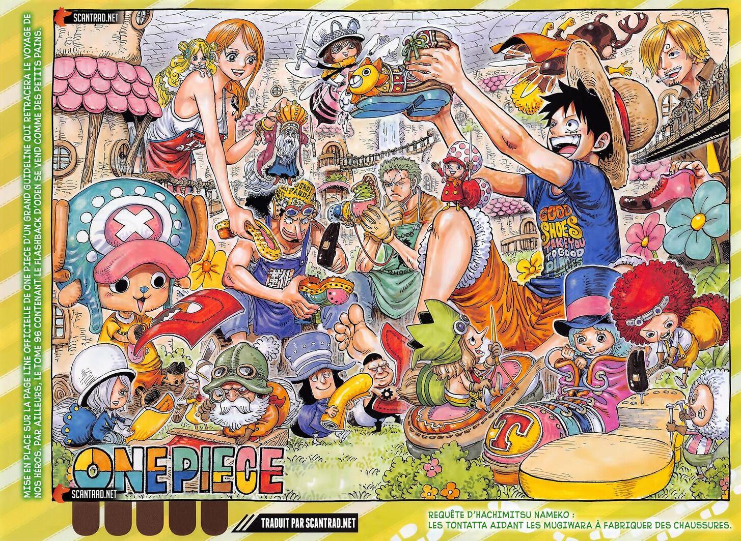 One Piece Manga Chapter 976 - Image 002