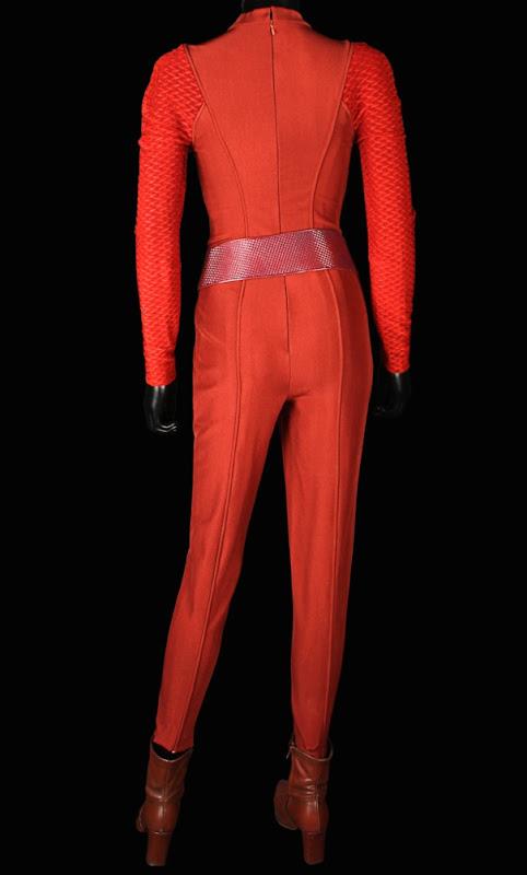 Star Trek DS9 Major Kira Nerys costume