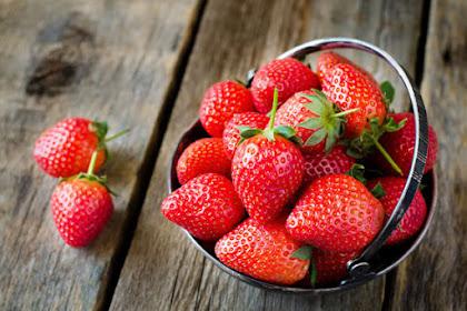 Khasiat Buah Strawberry Anda Harus Tahu Manfaatnya Bagi Kesehatan