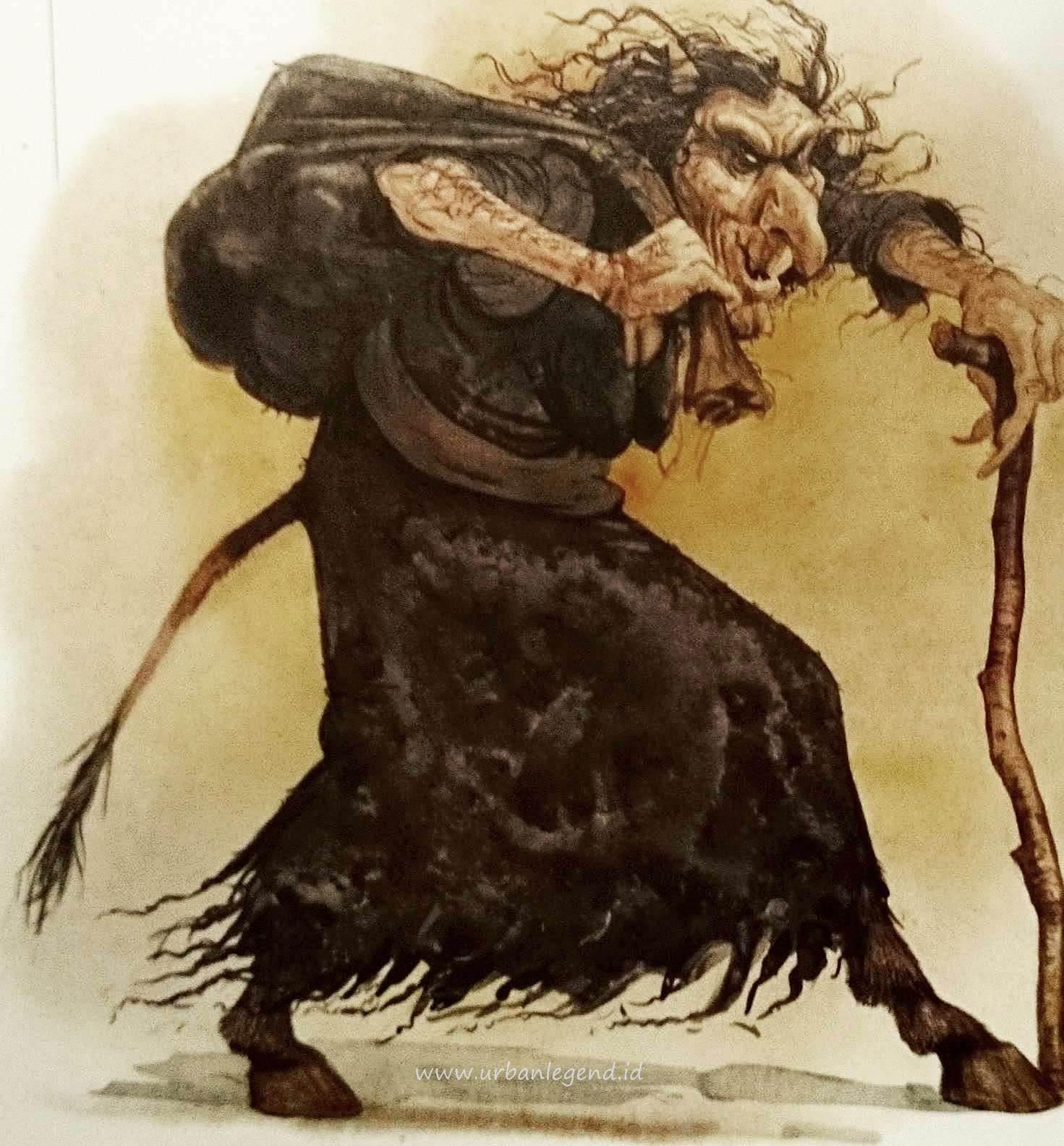 Legenda Grýla: Sebuah Kisah Natal yang Gelap