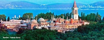 istanbul topkapı sarayı