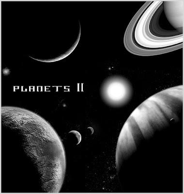 pinceles de planetas
