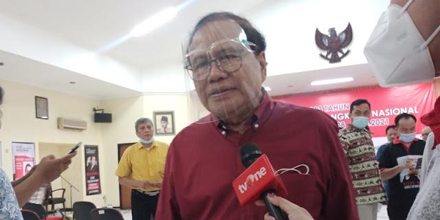 Rizal Ramli Ungkap Empat Momentum Yang Bikin Indonesia Babak Belur Dihantam Corona
