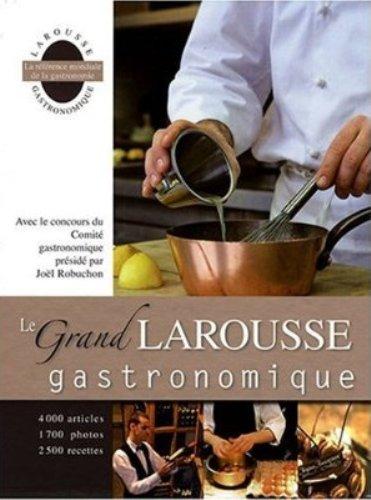 Larousse Gastronomique Pdf