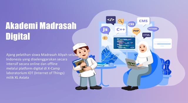 Akademi Madrasah Digital (AMD), Ikhtiar Kementerian Agama Cetak Generasi Unggul