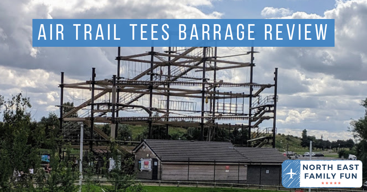 Air Trail Tees Barrage Review