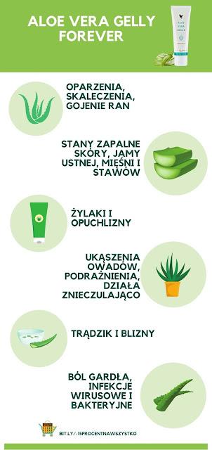 Galaretka aloesowa, Aloe Vera Gelly - zakupy: http://bit.ly/-15procentNaWszystko