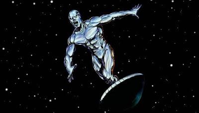 Silver surfer, mcu, marvel, fantastic four, marvel studios, galactus