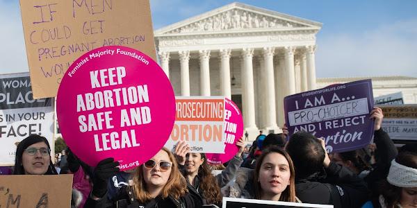 US Supreme Court Abortion Case