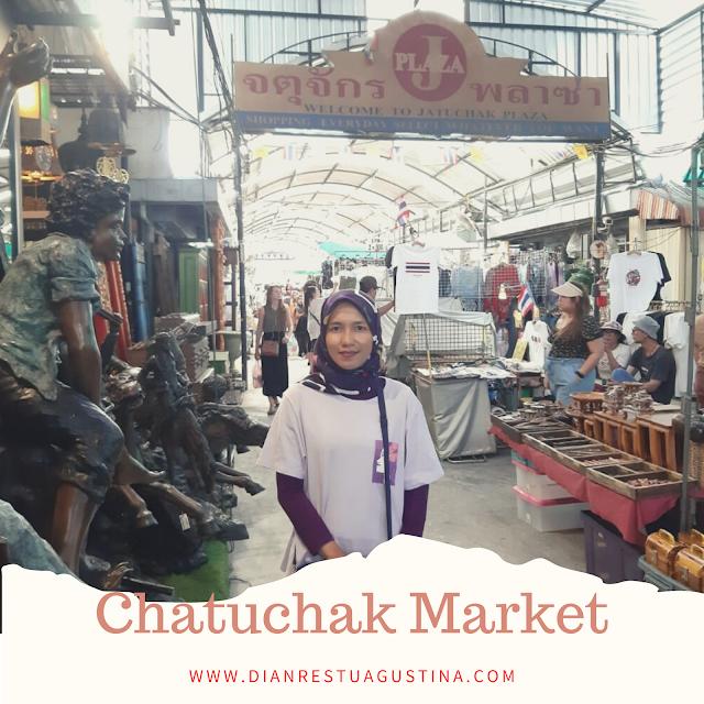 Tips Mengunjungi Chatuchak Market