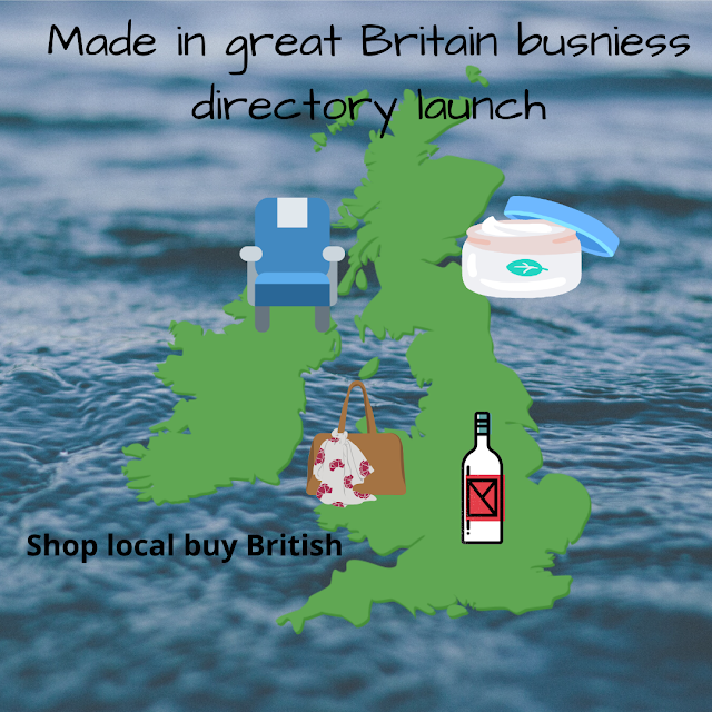 Made in Great Britain business directory launch