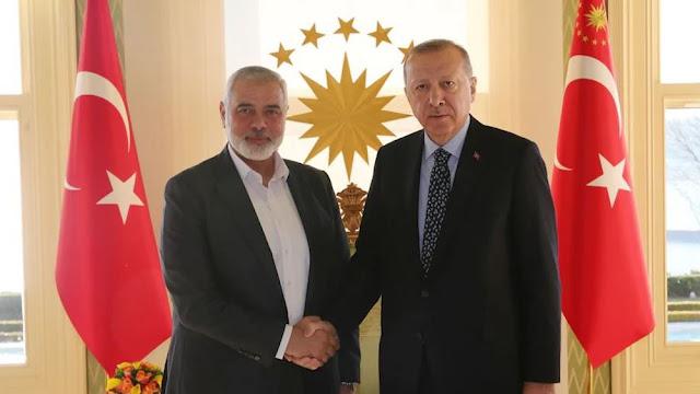 Telegraph: Η Τουρκία δίνει υπηκοότητα σε υψηλόβαθμα στελέχη της Χαμάς