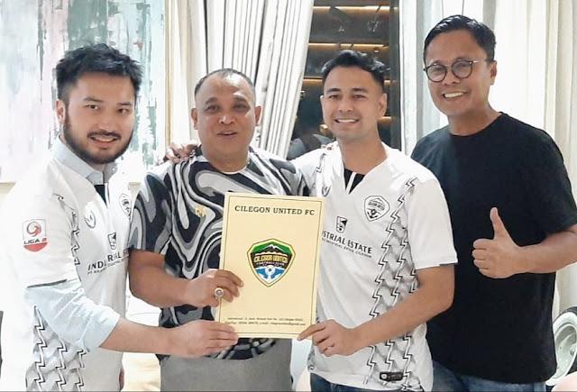 Raffi Ahmad Purchases Cilegon United and Intends to Establish a Football School (SSB)