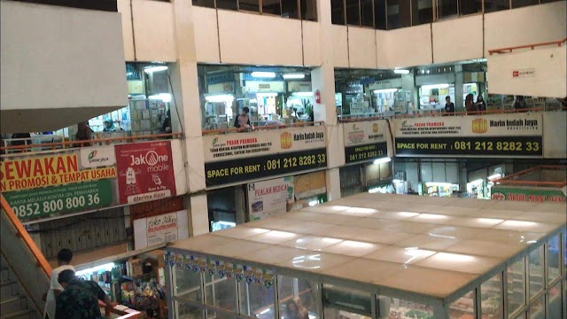 Pasar Pramuka Pusatnya Alat Kesehatan dan Kedokteran Terlengkap di Jakarta