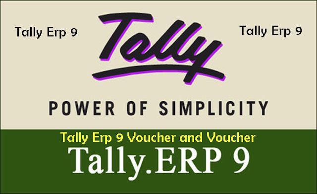 Tally Erp 9  Information