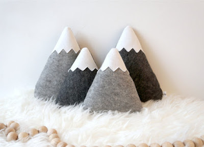 Mountain Pillows