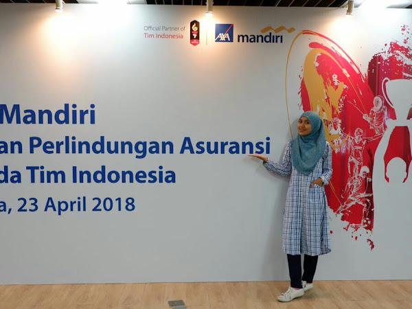 AXA Mandiri Turut Mendukung Tim Indonesia Dalam Asian Games 2018