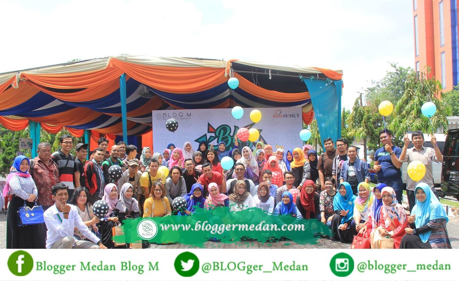 komunitas blogger medan blog m