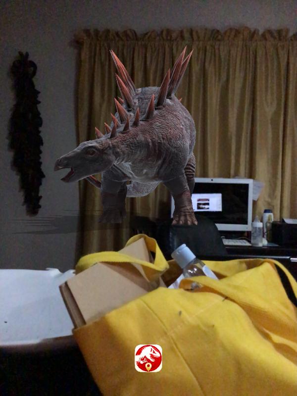 Jurassic World Alive: Pokemon Go for Dinosaur Lovers | Clare