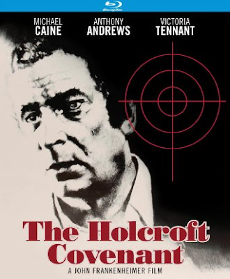 The Holcroft Covenant 1985 Dual Audio 720p BRRip 1.5Gb x264