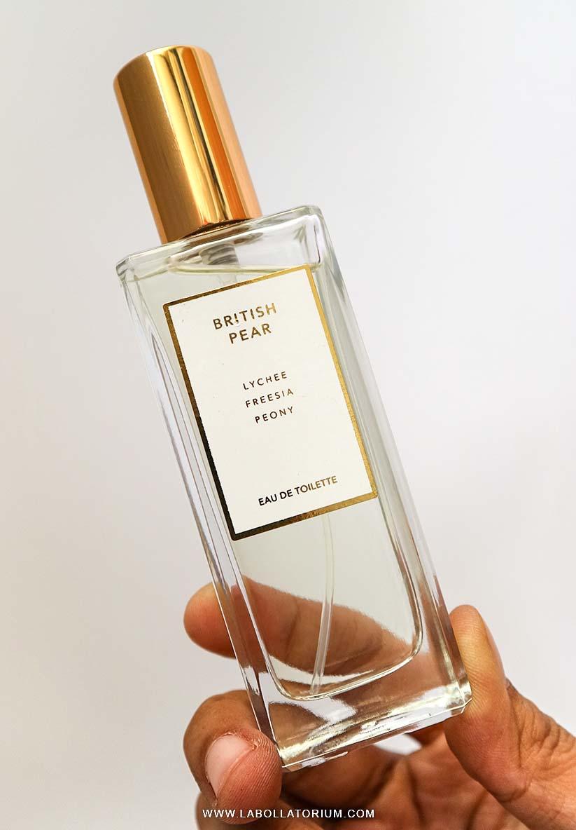 Kemasan Parfum Miniso British Pear Eau De Toilette Review Best Seller Labollatorium Blog
