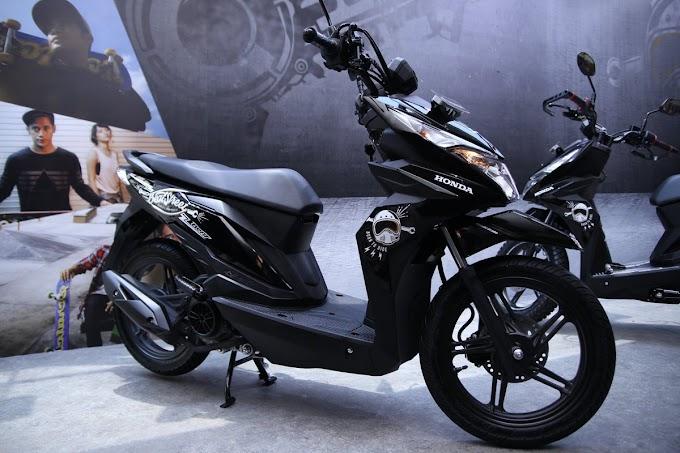 Honda All New BeAT Street Belum Muncul di Pekan Raya Indonesia