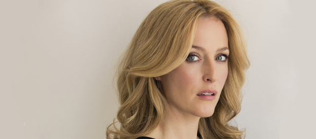 Gillian Anderson Signs With UTA