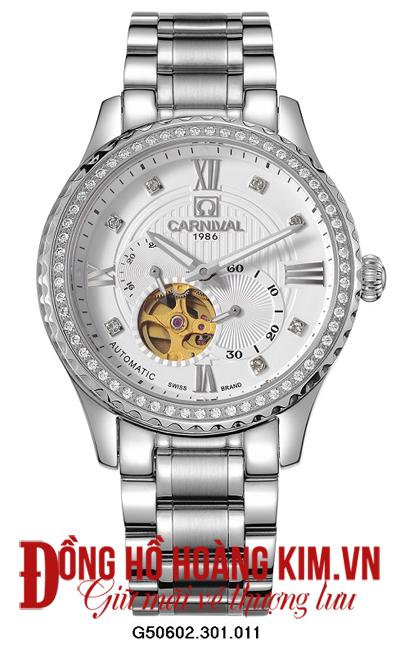 Vạch trần sự thật việc bán đồng hồ Carnival chính hãng