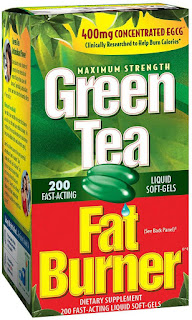 Applied Nutrition Green Tea Fat Burner, green tea, fat burner, thermogenesis