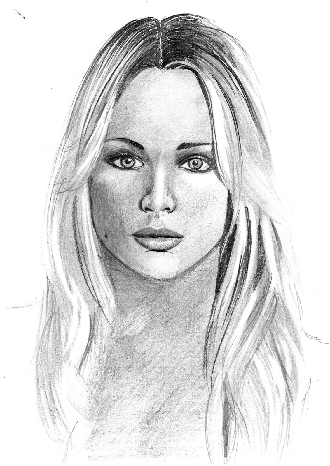 Amato Laura disegna: Alcuni Ritratti di personaggi famosi YB29