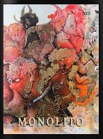 Revista Monolito XXII, Libros de Salomé Guadalupe Ingelmo, Salomé guadalupe Ingelmo
