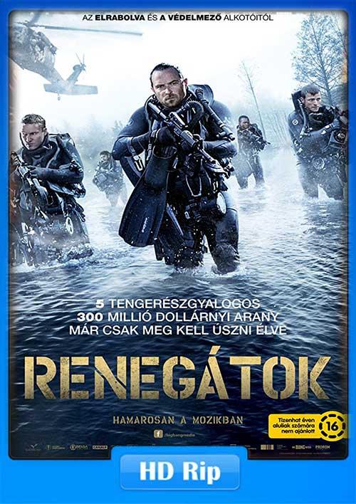 Renegades 2017 480p WEB-DL 300MB x264 Poster