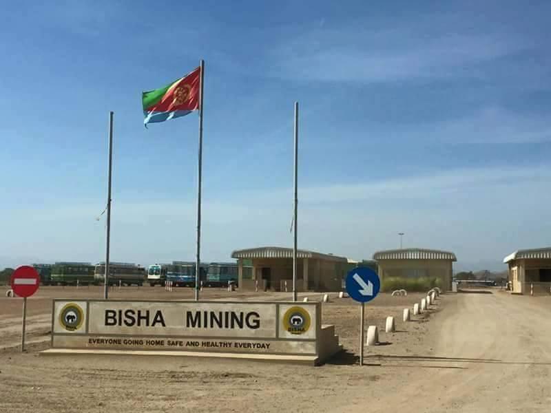 Bisha mining share company
