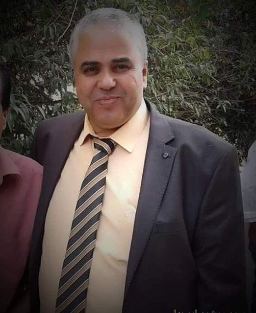 """المواطن محمود مرشود """" ابو بهاء """" وفاته"""