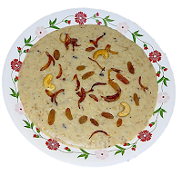 South Indian recipe of Badam Payasam for festivals like Pongal and Diwali and other special occasions