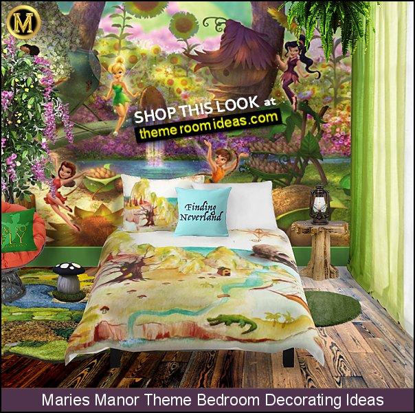 tinkerbell fairy hollow bedroom tinkerbell  bedroom ideas Disney Fairies Pixie Hollow  mural