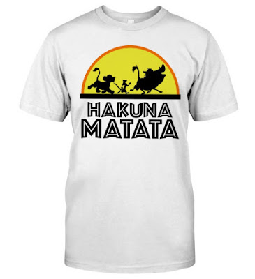 Hakuna Matata Movie 2019 T Shirts Hoodie Sweatshirt