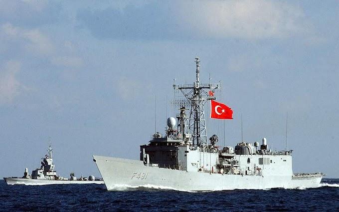 Λιβύη: Τουρκικά πολεμικά πλοία βρίσκονται στο λιμάνι της Τρίπολης