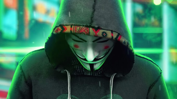 Anonimo Papel de Parede HD