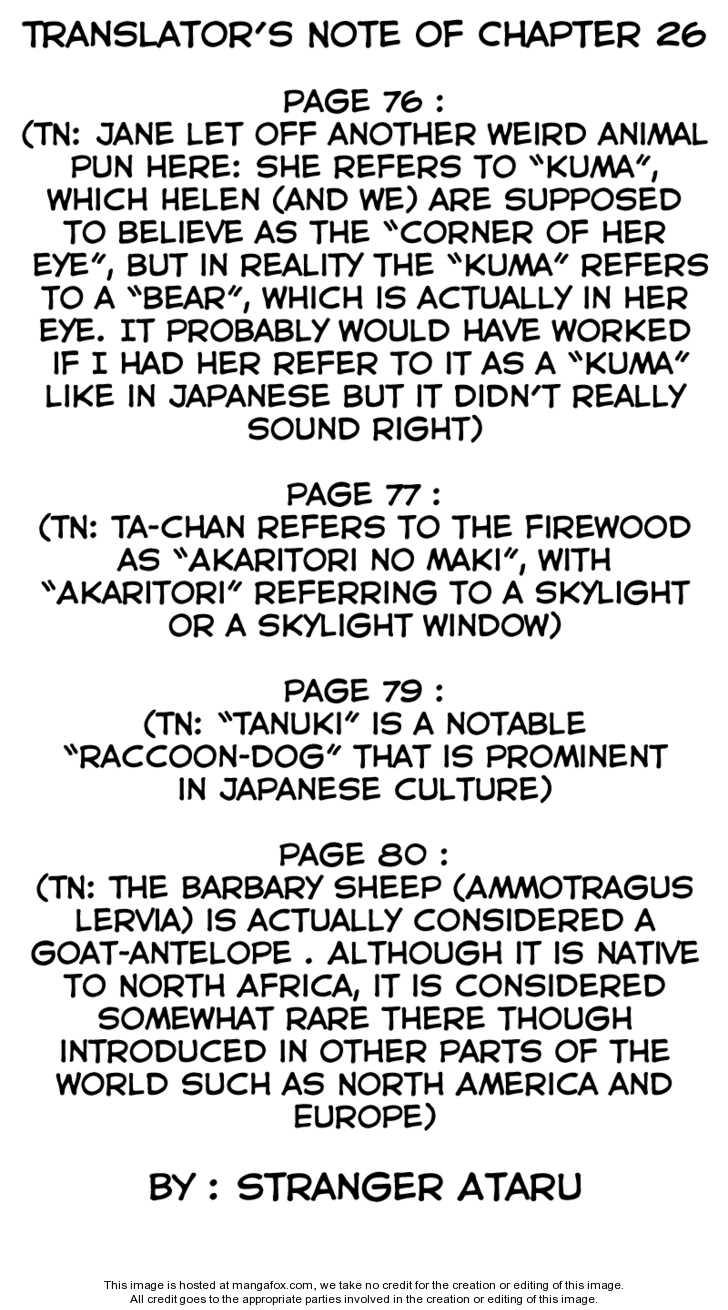 Chúa rừng Ta-chan chapter 25 trang 3