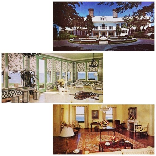 The Great Gatsby Mansion Sands Point Long Island New York
